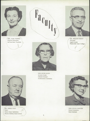 Page 13, 1956 Edition, North Fond Du Lac High School - Oriole Yearbook (North Fond Du Lac, WI) online yearbook collection