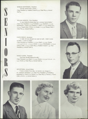 Page 17, 1956 Edition, North Fond Du Lac High School - Oriole Yearbook (North Fond Du Lac, WI) online yearbook collection