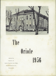 Page 7, 1956 Edition, North Fond Du Lac High School - Oriole Yearbook (North Fond Du Lac, WI) online yearbook collection