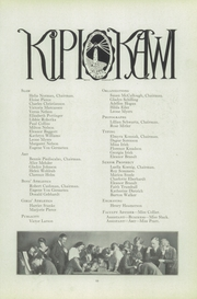 Page 17, 1920 Edition, Racine High School - Kipikawi Yearbook (Racine, WI) online yearbook collection