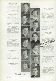 Page 10, 1938 Edition, Whitewater College High School - Reflector Yearbook (Whitewater, WI) online yearbook collection