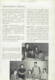 Page 15, 1938 Edition, Whitewater College High School - Reflector Yearbook (Whitewater, WI) online yearbook collection
