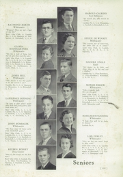 Page 9, 1938 Edition, Whitewater College High School - Reflector Yearbook (Whitewater, WI) online yearbook collection