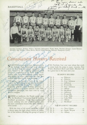 Page 12, 1940 Edition, Whitewater College High School - Reflector Yearbook (Whitewater, WI) online yearbook collection