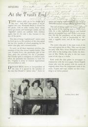 Page 14, 1940 Edition, Whitewater College High School - Reflector Yearbook (Whitewater, WI) online yearbook collection