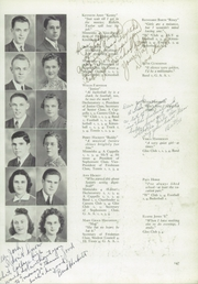 Page 15, 1940 Edition, Whitewater College High School - Reflector Yearbook (Whitewater, WI) online yearbook collection