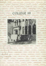 Page 5, 1940 Edition, Whitewater College High School - Reflector Yearbook (Whitewater, WI) online yearbook collection