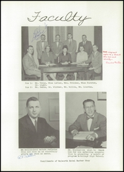 Page 13, 1959 Edition, Whitewater College High School - Reflector Yearbook (Whitewater, WI) online yearbook collection