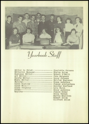 Page 13, 1952 Edition, Baldwin High School - Blackhawk Yearbook (Baldwin, WI) online yearbook collection