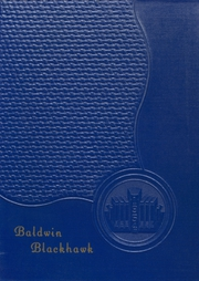 1954 Edition, Baldwin High School - Blackhawk Yearbook (Baldwin, WI)