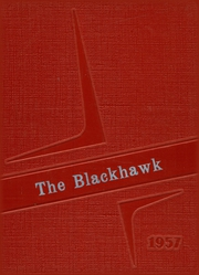 1957 Edition, Baldwin High School - Blackhawk Yearbook (Baldwin, WI)
