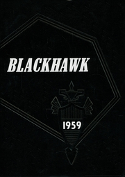 1959 Edition, Baldwin High School - Blackhawk Yearbook (Baldwin, WI)