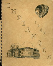 1949 Edition, Iola High School - Indianola Yearbook (Iola, WI)