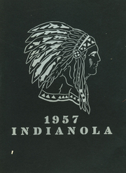 1957 Edition, Iola High School - Indianola Yearbook (Iola, WI)