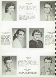 Page 12, 1958 Edition, Iola High School - Indianola Yearbook (Iola, WI) online yearbook collection