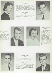 Page 13, 1958 Edition, Iola High School - Indianola Yearbook (Iola, WI) online yearbook collection