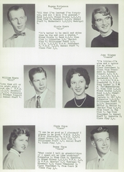 Page 15, 1958 Edition, Iola High School - Indianola Yearbook (Iola, WI) online yearbook collection