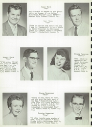 Page 16, 1958 Edition, Iola High School - Indianola Yearbook (Iola, WI) online yearbook collection