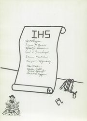 Page 7, 1958 Edition, Iola High School - Indianola Yearbook (Iola, WI) online yearbook collection