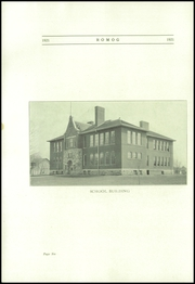 Page 10, 1921 Edition, Walworth High School - Romog Yearbook (Walworth, WI) online yearbook collection
