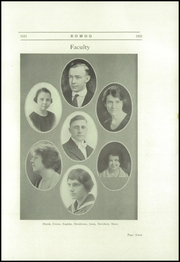 Page 11, 1921 Edition, Walworth High School - Romog Yearbook (Walworth, WI) online yearbook collection