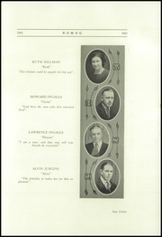 Page 15, 1921 Edition, Walworth High School - Romog Yearbook (Walworth, WI) online yearbook collection