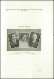 Page 7, 1921 Edition, Walworth High School - Romog Yearbook (Walworth, WI) online yearbook collection