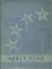 Page 1, 1957 Edition, Healy Memorial High School - Echo Yearbook (Trempealeau, WI) online yearbook collection