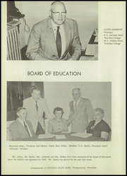 Page 10, 1957 Edition, Healy Memorial High School - Echo Yearbook (Trempealeau, WI) online yearbook collection