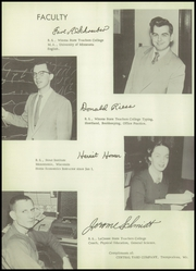 Page 12, 1957 Edition, Healy Memorial High School - Echo Yearbook (Trempealeau, WI) online yearbook collection