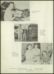 Page 14, 1957 Edition, Healy Memorial High School - Echo Yearbook (Trempealeau, WI) online yearbook collection