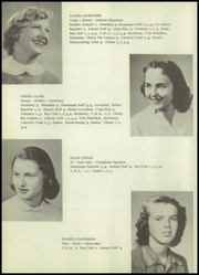 Page 16, 1957 Edition, Healy Memorial High School - Echo Yearbook (Trempealeau, WI) online yearbook collection