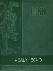 1958 Edition, Healy Memorial High School - Echo Yearbook (Trempealeau, WI)