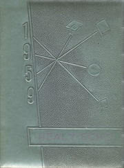 1959 Edition, Healy Memorial High School - Echo Yearbook (Trempealeau, WI)