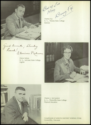 Page 10, 1959 Edition, Healy Memorial High School - Echo Yearbook (Trempealeau, WI) online yearbook collection