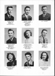 Page 10, 1947 Edition, Hartland High School - Beaver Yearbook (Hartland, WI) online yearbook collection