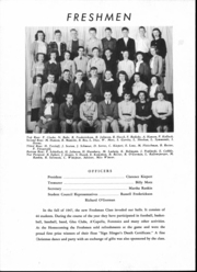 Page 15, 1947 Edition, Hartland High School - Beaver Yearbook (Hartland, WI) online yearbook collection