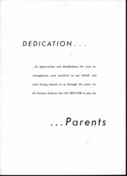 Page 3, 1947 Edition, Hartland High School - Beaver Yearbook (Hartland, WI) online yearbook collection