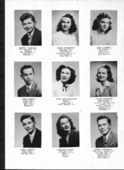 Page 8, 1947 Edition, Hartland High School - Beaver Yearbook (Hartland, WI) online yearbook collection