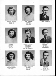 Page 9, 1947 Edition, Hartland High School - Beaver Yearbook (Hartland, WI) online yearbook collection