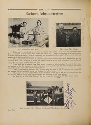 Page 12, 1948 Edition, Arbor Vitae Woodruff High School - Log Yearbook (Woodruff, WI) online yearbook collection