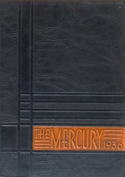 1936 Edition, East Division High School - Mercury Yearbook (Milwaukee, WI)