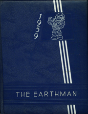 1959 Edition, Black Earth High School - Earthman Yearbook (Black Earth, WI)