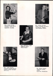 Page 10, 1957 Edition, Tripoli High School - Echo Yearbook (Tripoli, WI) online yearbook collection