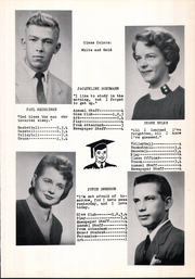 Page 13, 1957 Edition, Tripoli High School - Echo Yearbook (Tripoli, WI) online yearbook collection