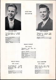 Page 15, 1957 Edition, Tripoli High School - Echo Yearbook (Tripoli, WI) online yearbook collection