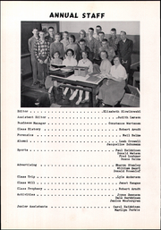 Page 16, 1957 Edition, Tripoli High School - Echo Yearbook (Tripoli, WI) online yearbook collection