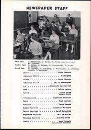 Page 17, 1957 Edition, Tripoli High School - Echo Yearbook (Tripoli, WI) online yearbook collection