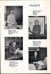 Page 9, 1957 Edition, Tripoli High School - Echo Yearbook (Tripoli, WI) online yearbook collection