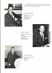 Page 10, 1964 Edition, Tripoli High School - Echo Yearbook (Tripoli, WI) online yearbook collection
